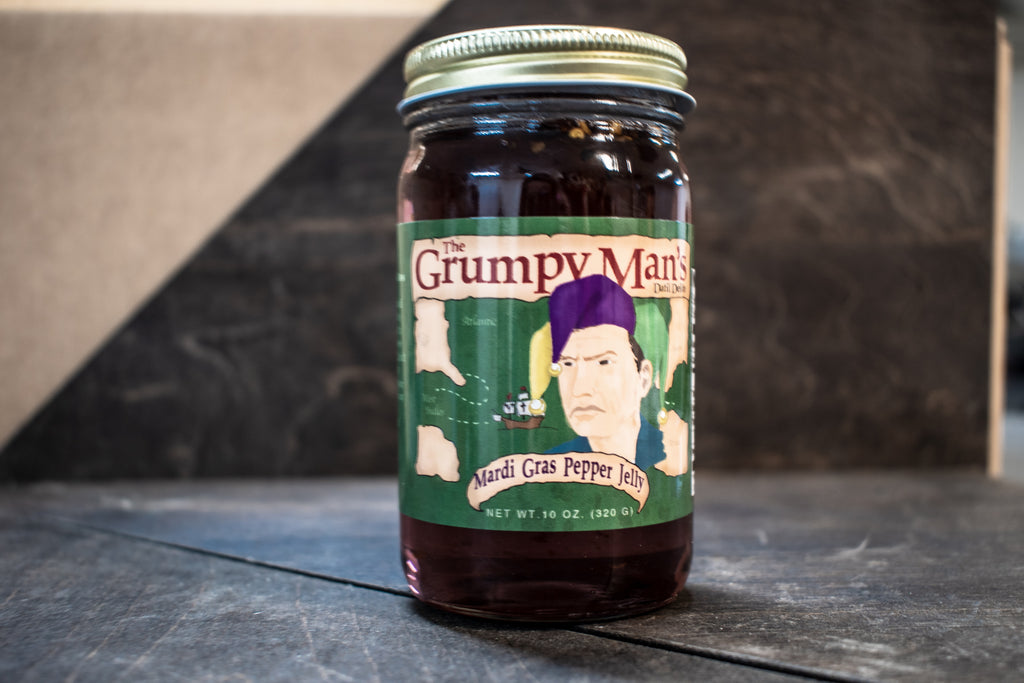 Mardi Gras Pepper Jelly