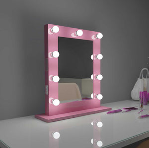 20x26 pink marilyn hollywood lighted mirror backlit