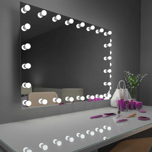 48x36 grace hollywood lighted mirror backlit