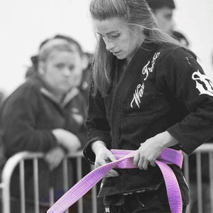 The WJJN | Navigating Jiu Jitsu's Competitive Culture | Valéry Brosseau