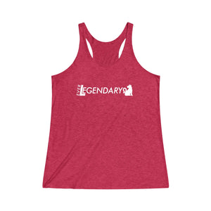 EverLegendary | Women's Racerback Tank - EverLegendary
