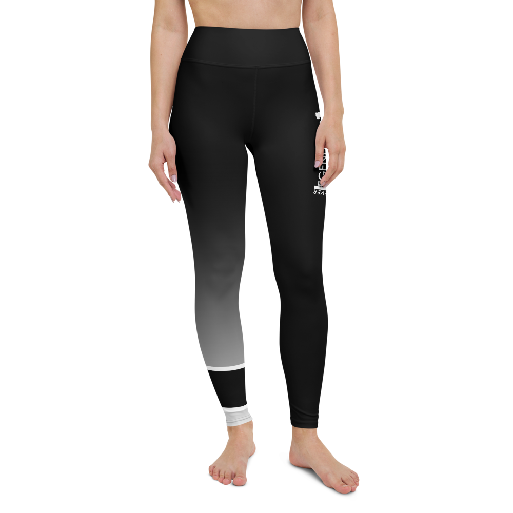 Women's BJJ Ranked Leggings | All Ranks