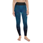 "Galaxy Leggings | ""Starry Night"""