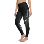 "Galaxy Leggings | ""Andromeda"" 