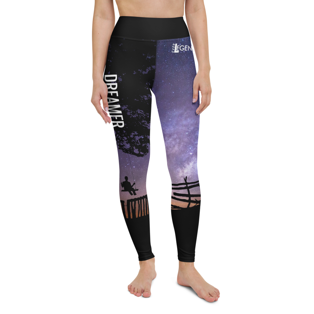 "Galaxy Leggings | ""Dreamer"" 