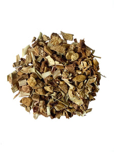 Ginger, Galangal & Lemongrass Herbal Tisane