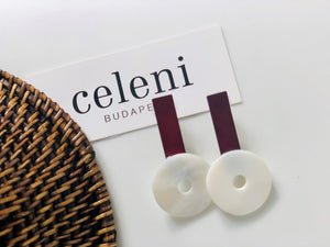 Csengő Earrings