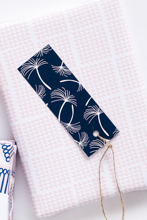Patterned Gift Tag Set