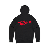 ALL THE SMOKE HOODIE - BLACK