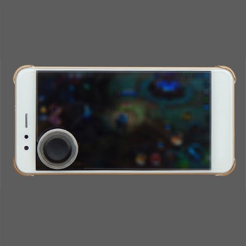 1pcs Mobile Joystick Game Stick Controller for Any contact Screen Phone Tablet