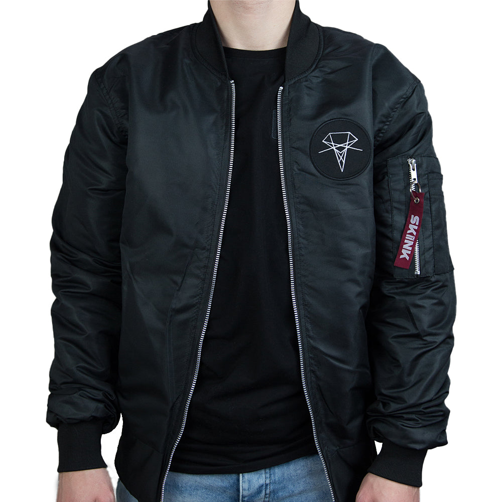 Skink Reversible Bomber Jacket