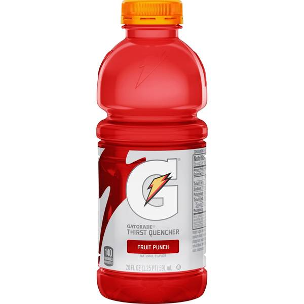 Gatorade Fruit Punch (20oz)