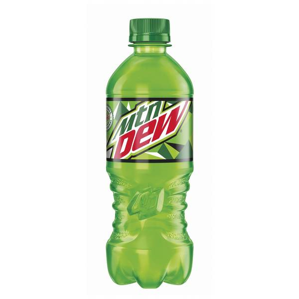 Mountain Dew (20oz Bottle)