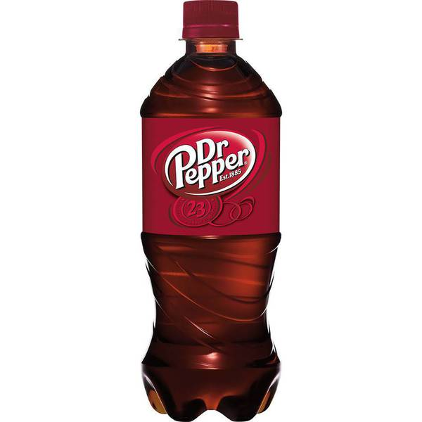 Dr Pepper (20oz Bottle)