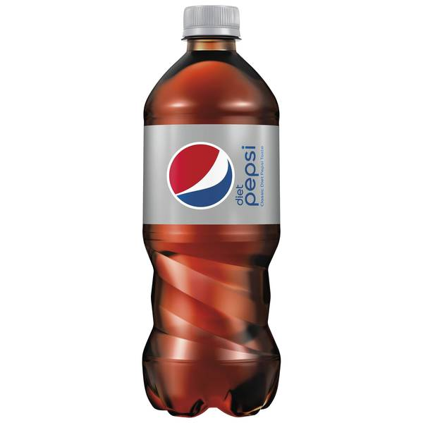 Diet Pepsi (20 oz Bottle)