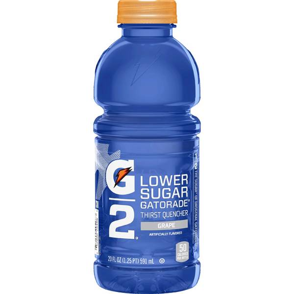 Gatorade G2 Grape (20oz)