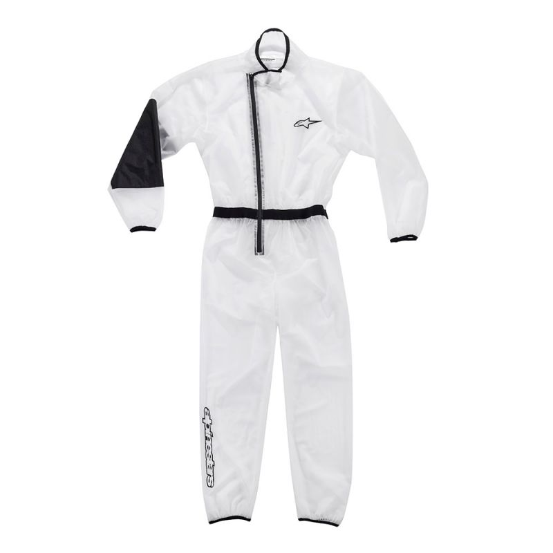 KART RAIN YOUTH SUIT - CLEAR CLEAR