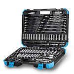 Capri Tools Master Mechanics Tool Set, 128-Piece