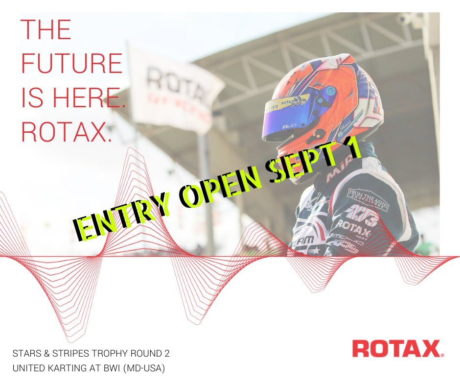 2nd Race Entries - Rotax Max Challenge Trophy Series Round #2