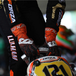 Minus 273 Gloves - POLY EVO Fluo Orange/Black/White