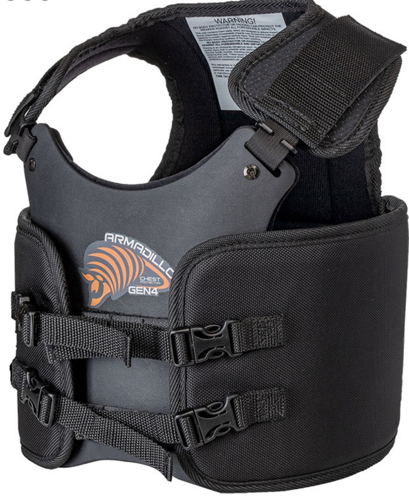 Armadillo Gen4 Chest Protector & Vest