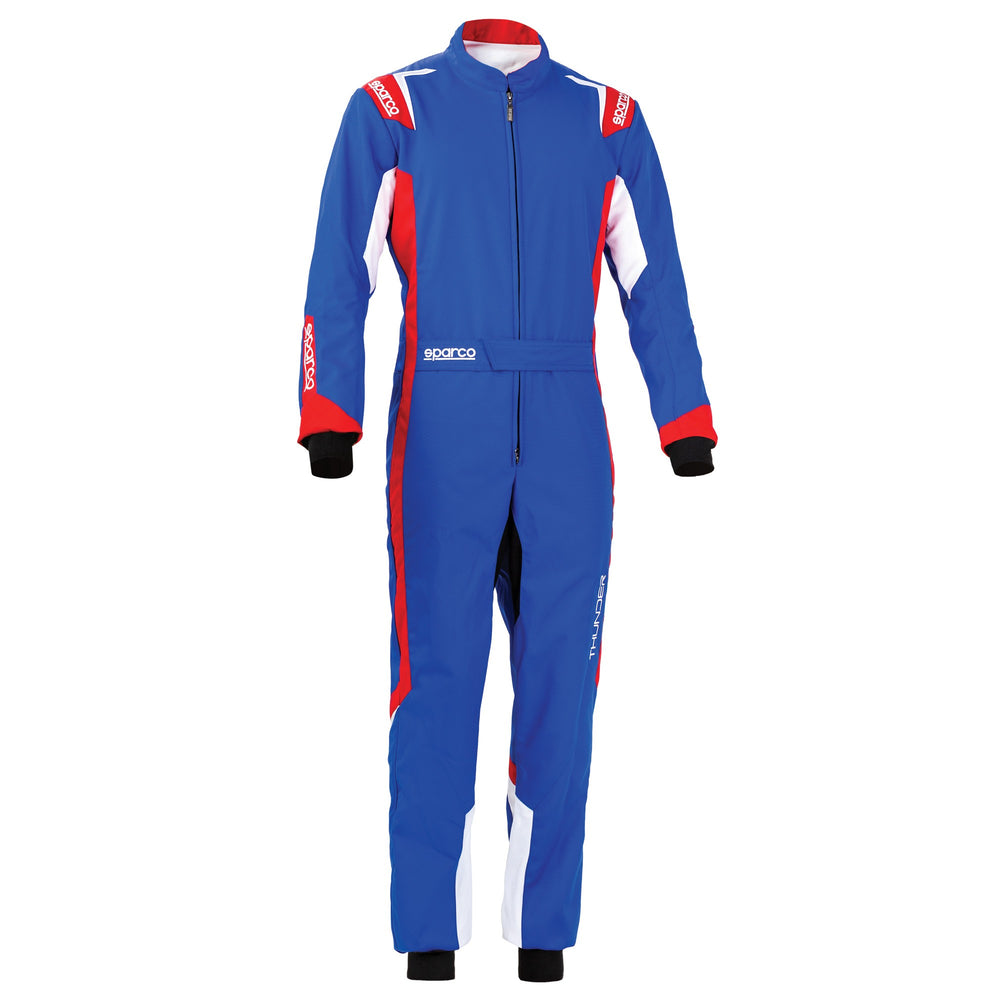 Sparco Thunder Kart Racing Suit