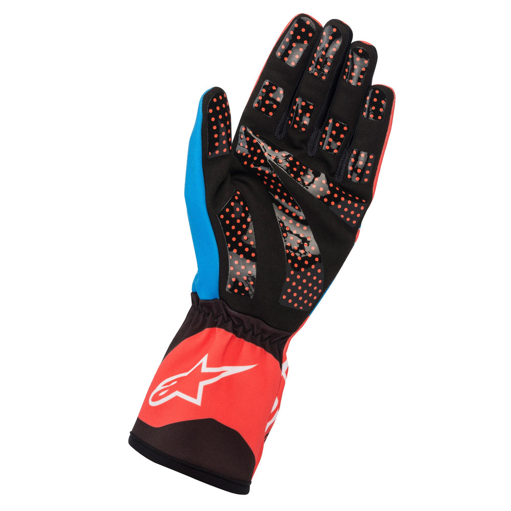 Alpinestars Tech-1 K Race v2 Karting Gloves - Carbon