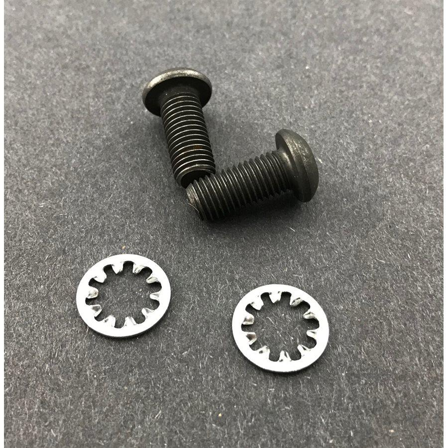 Chain guard bolt kit (SAE) (LO206)