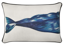 Load image into Gallery viewer, Whale Pillow Cover Set