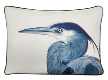 Load image into Gallery viewer, Heron Head Pillow Cover