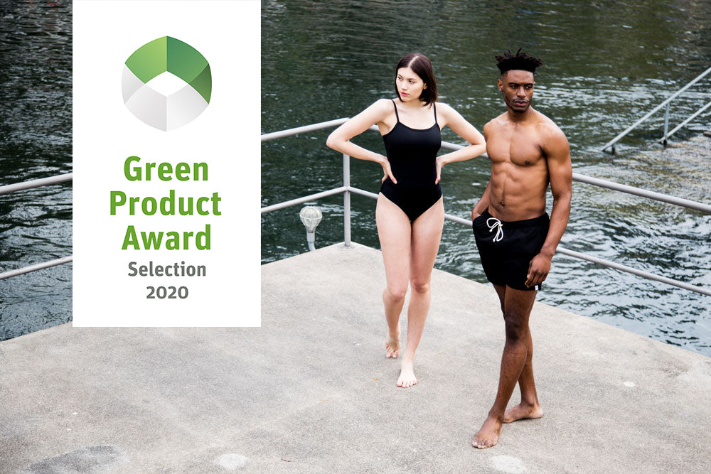 Nomination Selection Green Product Award Net-Swimwear VON ALICE