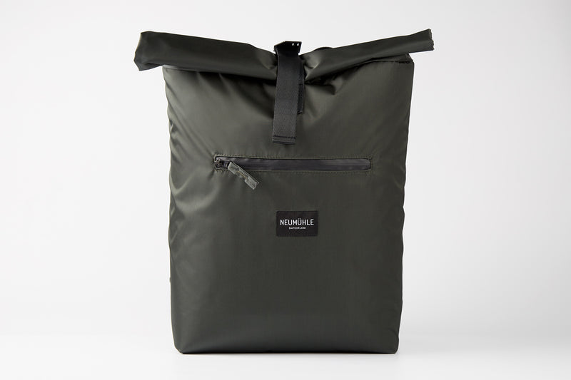 Net-Pack - Wakame Green - Rucksack aus Fischernetzen made in Europe