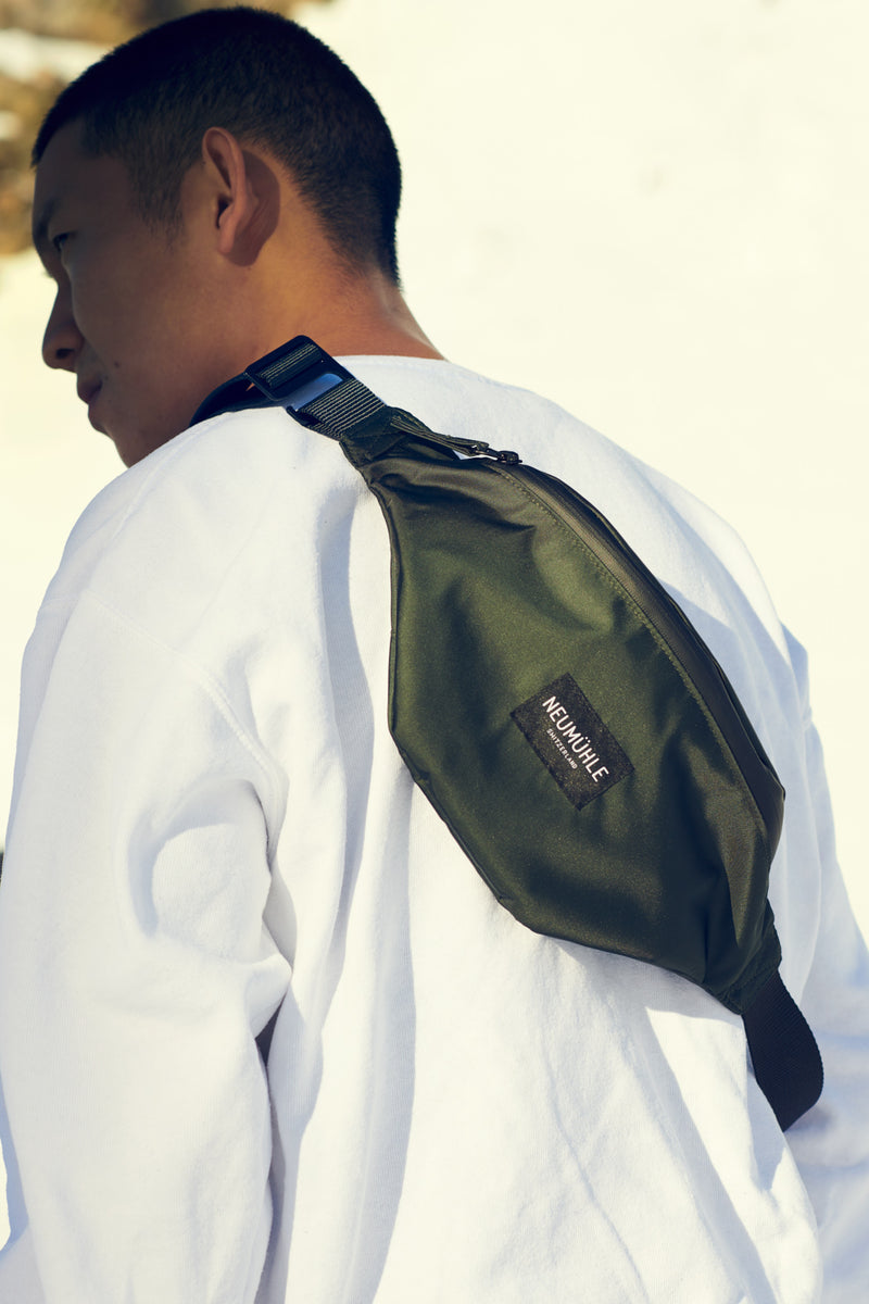 NET-BAG - WAKAME GREEN