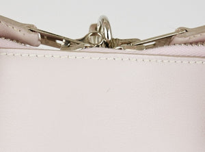 HERMÈS Bolide 1923 Rose Dragee Swift Leather Bag