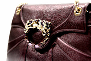 GUCCI by Tom Ford Limited Edition leather Dragons shoulder bag