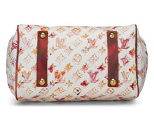Load image into Gallery viewer, LOUIS VUITTON Limited Edition Richard Prince Speedy Bag