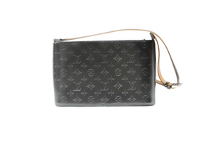 LOUIS VUITTON Monogram Mat Alston shoulder bag