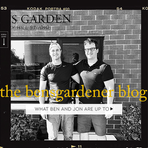 What Ben And Jon Are Up To At Ben's Garden Ivy Hill