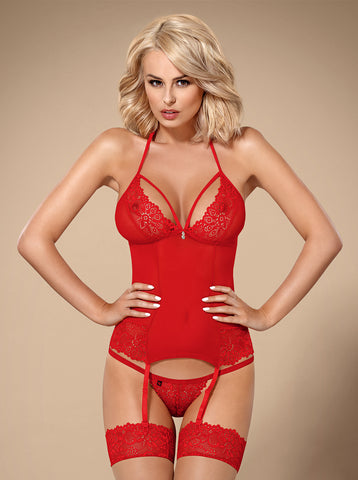 Sweet Stars Corset Set - Tiaz Boutique