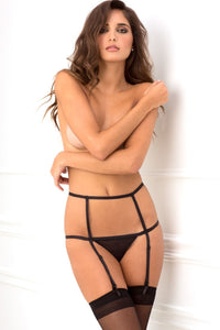 Wide Open Garter - Tiaz Boutique