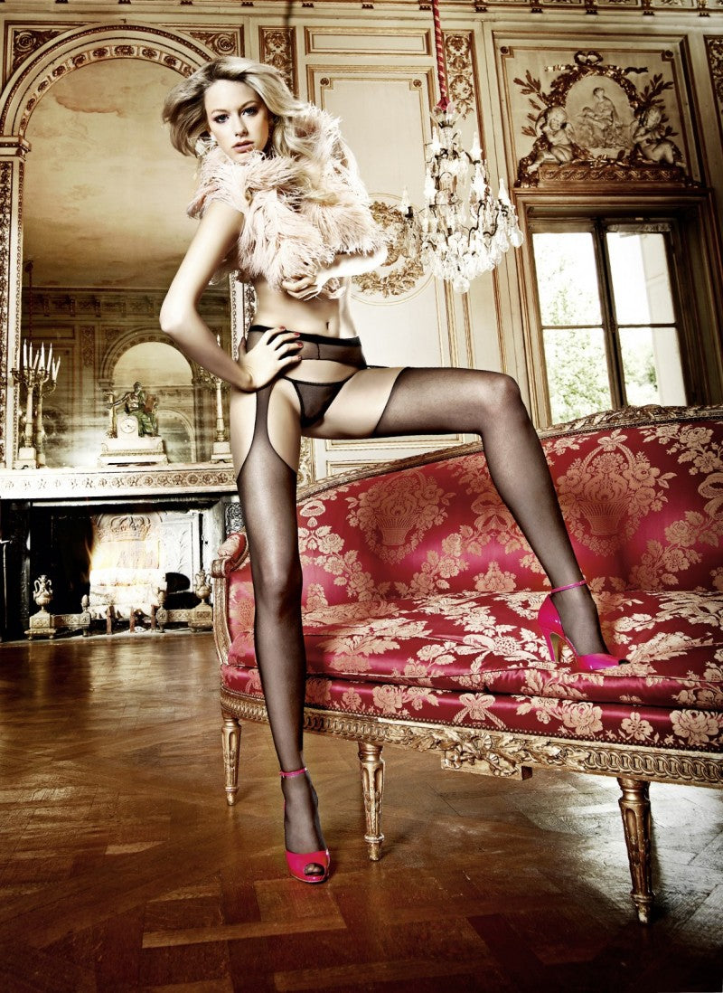 Afterdark Suspender Stockings - Tiaz Boutique