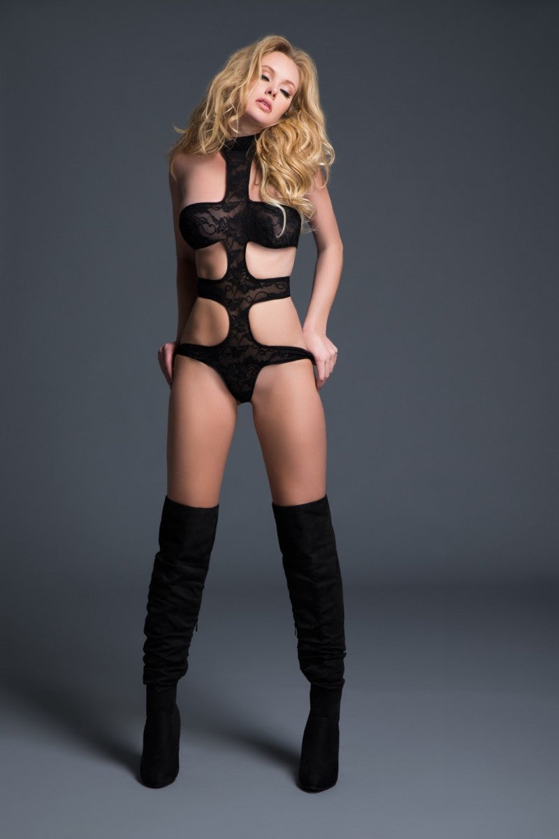 Love Me Tender Bodysuit - Tiaz Boutique