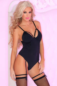 Power Play Bodysuit - Tiaz Boutique