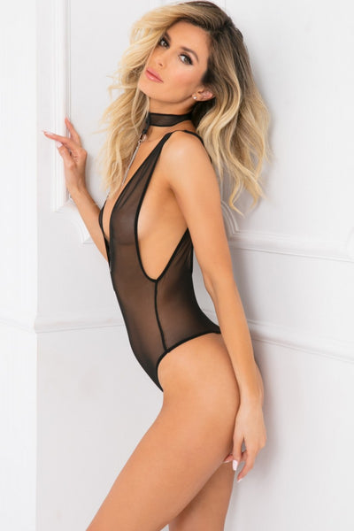 Chock Out Bodysuit - Tiaz Boutique