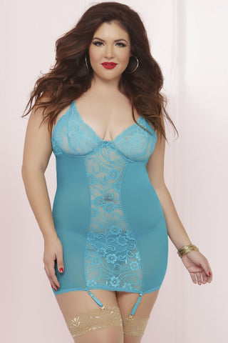 Unconditional Love Chemise - Tiaz Boutique
