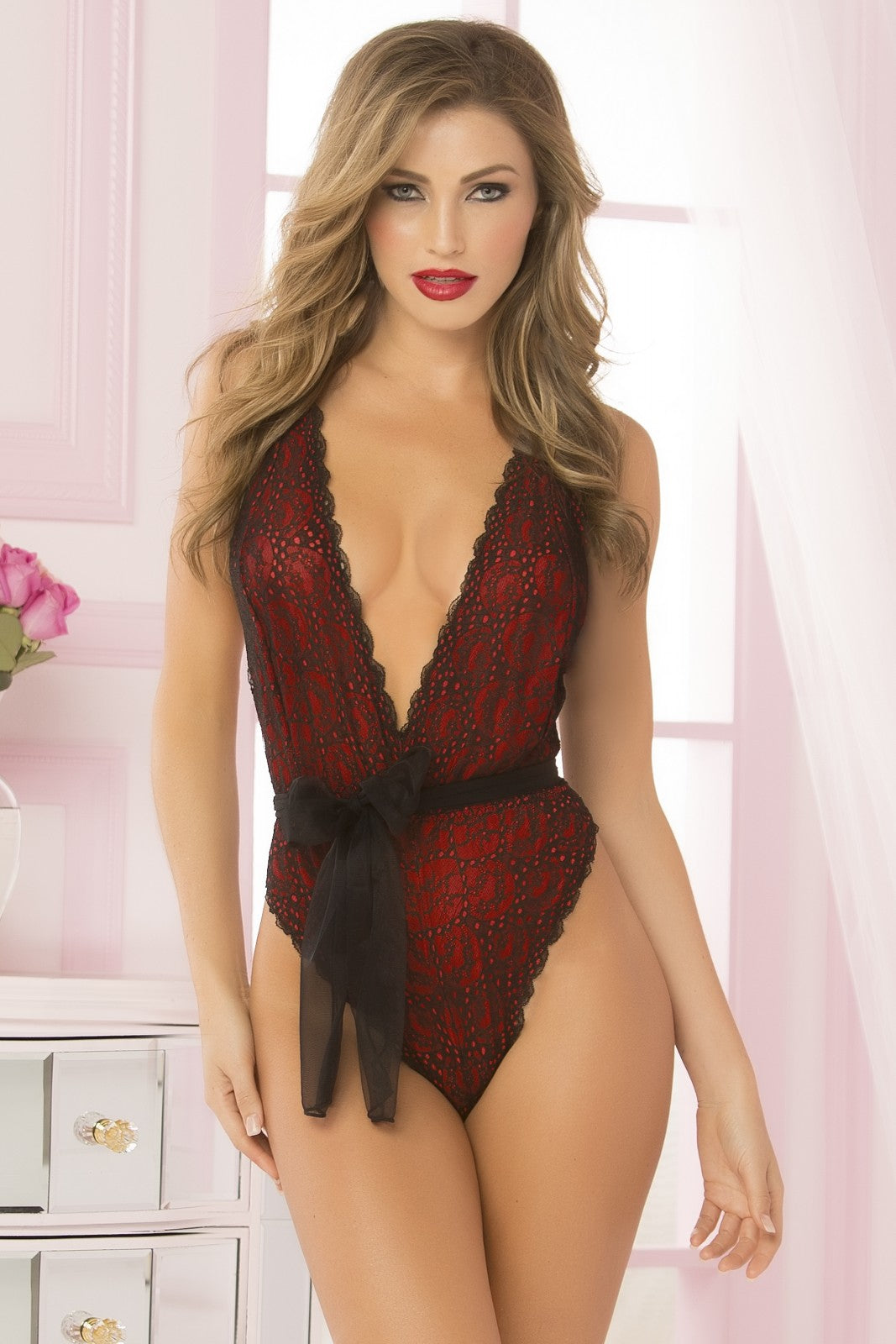 High Society Bodysuit - Tiaz Boutique