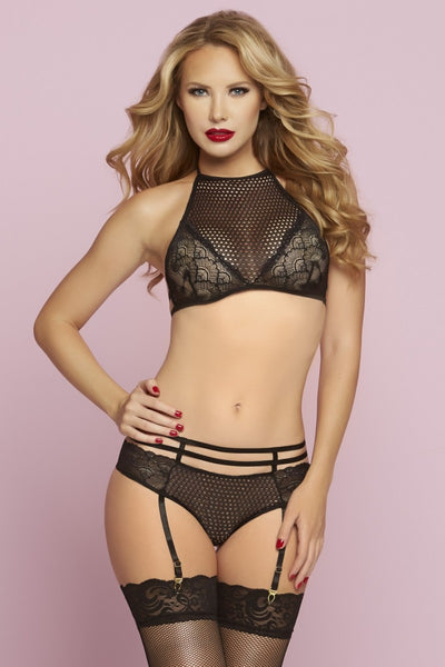 Dominique Bra Set - Tiaz Boutique