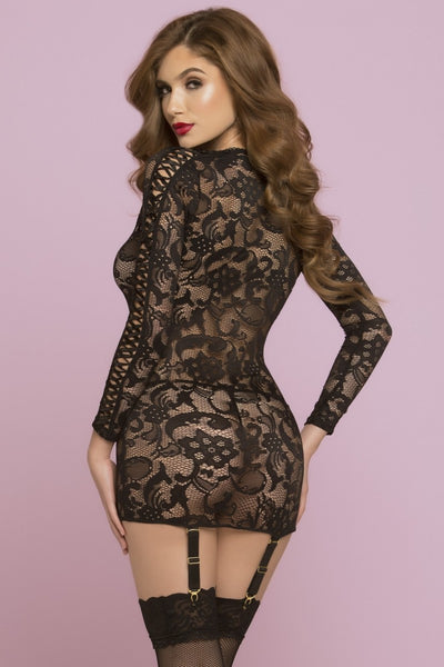 Mistress V Dress - Tiaz Boutique