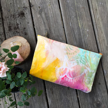 "Load image into Gallery viewer, ""Bohemian Paradise"" Clutch 8"