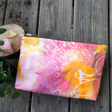 "Load image into Gallery viewer, ""Bohemian Paradise"" Clutch 6"